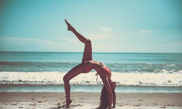Yoga sexy : nouvelle mode ?