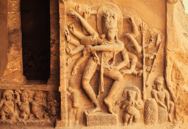 Danse de Shiva, histoire yoga