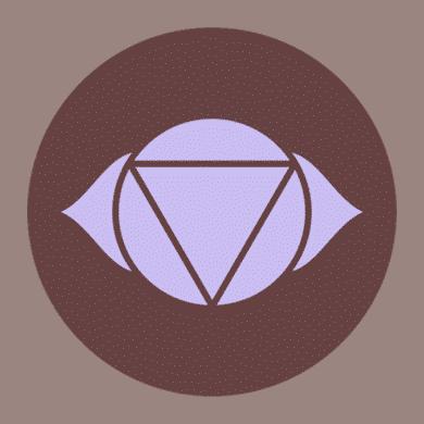 ajna sixième chakra frontal, le 3e oeil