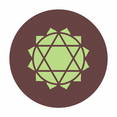 Quatrième chakra, Anahata, le chakra du coeur