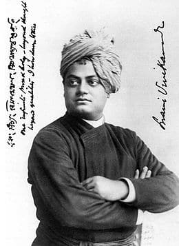 Swami Vivekananda, histoire du yoga