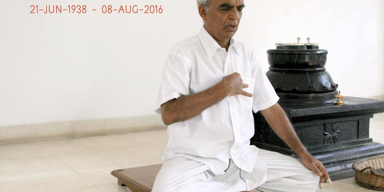Le Viniyoga, créé par Desikachar, fils de Krishnamacharya