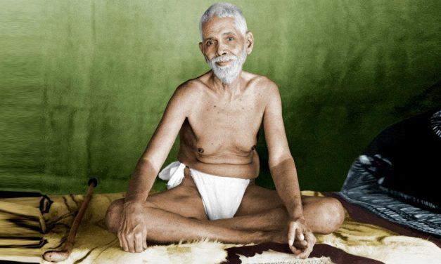 Ramana Maharshi : «la vérité, c'est le soi»
