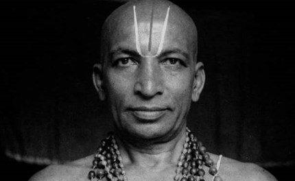 Krishnamacharya, le père du yoga moderne