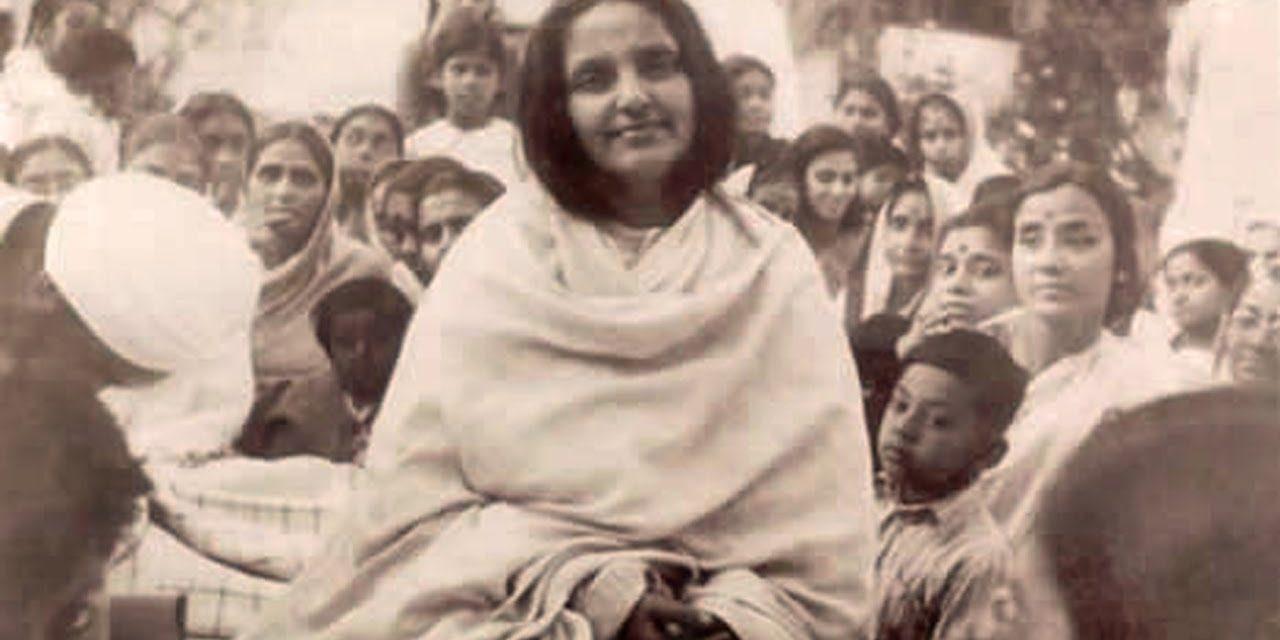 Ma Ananda Mayi, un des plus grands maîtres du XXème siècle