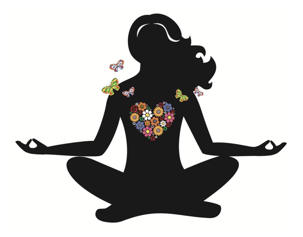 Cohérence cardiaque Méditation ou pranayama, chakra du coeur