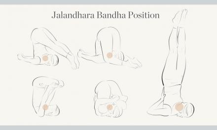 Jalandhara bandha, verrou de la gorge, pour maîtriser l'énergie !