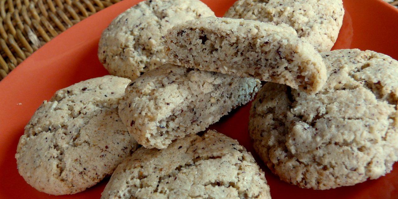 Amaretti à la fève tonka (sans gluten, sans céréales)