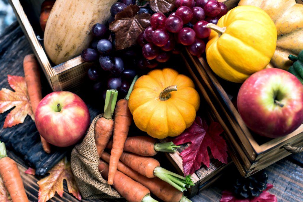 mythe des protéines-fruits et légumes