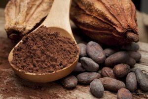 Pâte à tartiner pralinée chocolatée-cacao