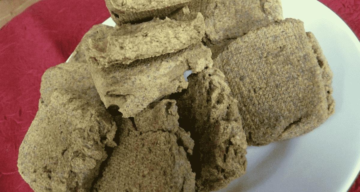 Pains tout crus tournesol okara : tout moelleux , sans céréales