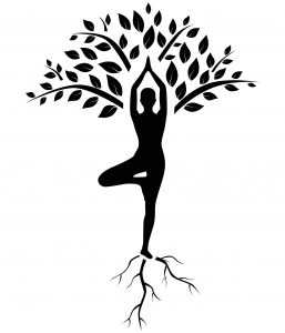 Vrksasana-posture de l'arbre