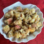 Crumble aux pommes tout cru à la cannelle … irrésistible (vegan) !