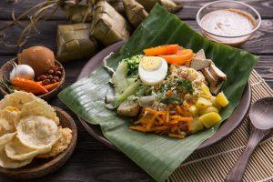 gado gado - Indonésie - traditionnel